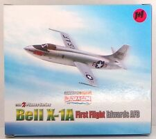 AVIATION : BELL X-1A FIRST FLIGHT EDWARDS AFB DRAGON MODELS - SCALE : 1/144