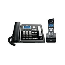RCA ViSYS 25255RE2 Two-Line Corded & Cordless Phone System - 25255RE2