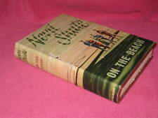 ON the BEACH ~ Nevil  SHUTE. 1st Edn HbDj   collector's Australian  in MELB