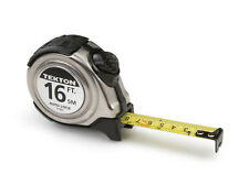 16 ft. x 3/4 in. Auto Lock Tape Measure with Stainless Steel Housing