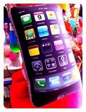 CUSCINO POGGIA TESTA iPhone GADGETS NEW lunghezza 38 X larghezza 20cm