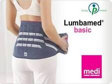 medi Lumbamed Basic Back Support Lumbar Belt Brace Sciatca Strap Pain Relief Men Large