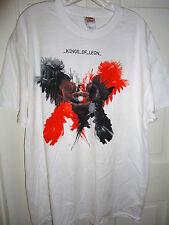 KINGS_OF_LEON_TOUR_2008_  Tee Shirt  Size (XL)