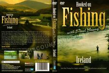 HOOKED ON FISHING WITH PAUL YOUNG. IRELAND. NEW DVD