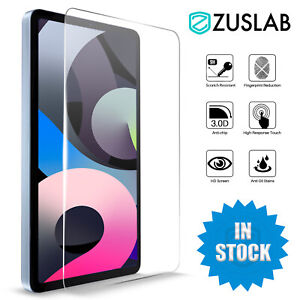 """For Apple iPad Air 4th Gen 10.9"""" Pro 11"""" 12.9"""" Tempered Glass Screen Protector"""