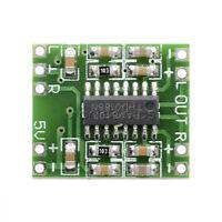 5pcs DC 5V Amplifier Board Class D 2*3W USB Power Mini PAM8403 Audio Module