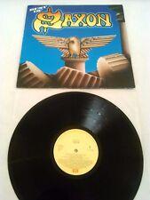SAXON - BEST OF SAXON LP EX!!! ORIGINAL 1991 EMI GREECE 062 7960651
