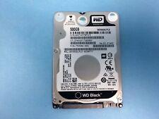 "HP 792086-002 WD 500GB 2.5"" 7.2K 6GBPS 2.5"" SATA NHP WD5000LPLX WD5000LPLX-60ZNT"