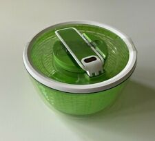 New listing Zyliss Salad Spinner Green New Never Used