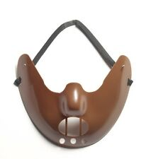 HANNIBAL LECTER SCARY MOVIE RESTRAINT MASK HALLOWEEN COSTUME HORROR