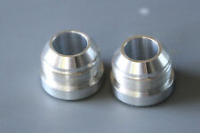 - 20 AN-20 AN ( 2 PCS)  MALE ALUMINUM WELD ON FITTING BUNG (X2)
