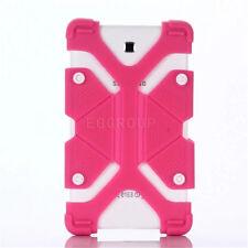 "US For 7 - 8"" Android Tablet Kids Safe Shockproof Adjustable Silicone Case Cover"