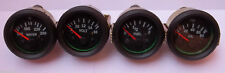 Oil Pressure Temperature Volt Fuel Gauge 2Inch Electric Gauges Set