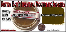 Dusty Buff Doctor Ben's Weathering Pigment 2oz Ready-To Use Ho/Nn3/ oss01
