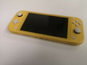 (N013327) Nintendo Switch Lite Console (Yellow)