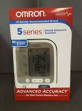 Omron BP742N 5 Series Advanced Accuracy Upper Arm Blood Pressure Monitor