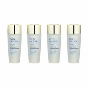 4 PCS Estee Lauder Micro Essence Skin Activating Treatment Lotion 30mlx4=120ml