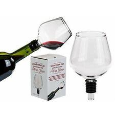Wine Glass Drink From The Bottle Novelty Hen Party Joke Wine Glass Drinking Gift