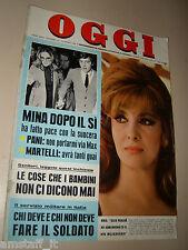 OGGI=1970/10=GINA LOLLOBRIGIDA=MINA=TERMINI IMERESE=FRANCO GENTILINI=ANNA MOFFO=