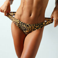 Sexy Women Lingerie Seamless Panties Briefs Underwear Low Waist G-string Thongs