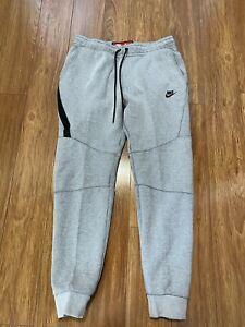 Nike Sportswear Tech Fleece Jogger Sweatpants Mens Size M Gray