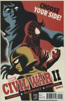 Civil War II #7 Cho Variant | NM | Marvel Comics 2016