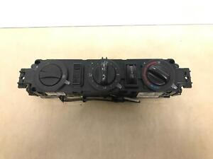 Mercedes-Benz W901 Sprinter heater control unit a0008306585 2001