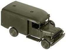 """Roco H0 05046 Minitank Bausatz """"Dodge Krankenwagen M 43"""" 1:87 NEU + OVP"""