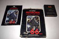 Asteroids Sears Atari 2600 Video Game Complete in Box