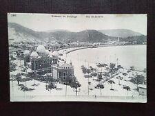 CPA BRESIL RIO DE JANEIRO ENSEADA DE BOTAFOGO