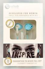 Yurbuds Inspire in-Ear Training Headphones for Woman - Aqua
