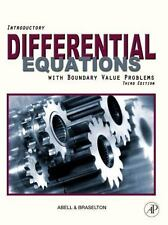 Introductory Differential Equations, Third Edition: with Boundary Value Problems