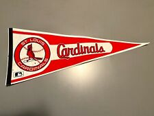 Vintage Saint St Louis Cardinals Baseball MLB Pennant Banner Lot B