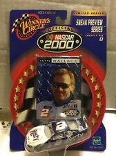 Die Cast  1:64 Scale Adult Collectible Race Cars Rusty Wallace, NIB