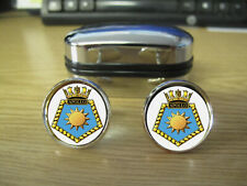 HMS APOLLO CUFFLINKS