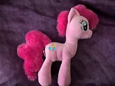 Peluche Mon Petit Poney My Little Pony Rose poils courts  H 35 cm PINKIE PIE