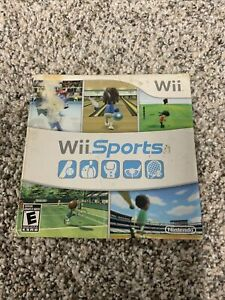 Wii Sports (Wii, 2009) Tested and working!