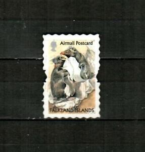 FALKLAND ISLANDS Scott's C1 ( 1v ) Rockhopper Penguins F/VF Used ( 2003 ) #1