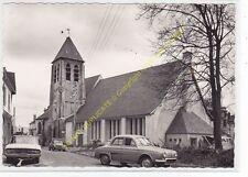 CPSM  Val d'Oise 95460 EZANVILLE Notre Dame Assomption Autos Edition SCINTEX