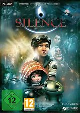 Silence - The Whispered World 2 - PC - Neu Ovp