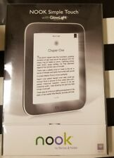 NEW Sealed Barnes & Noble Nook Simple Touch GlowLight (Glow Light)