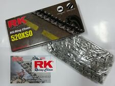 RK chaîne 520 x-anneau 120 membres Enduro KTM HT EXC-F 250 350 450 520 525