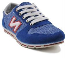 Tanggo Fashion Sneakers Women's Rubber Shoes 817 (Blue)  SIZE 40