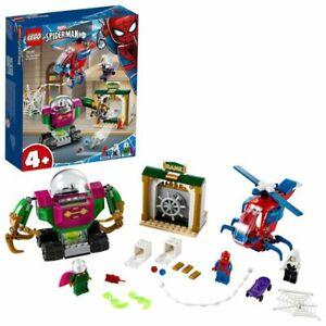 LEGO 76149 Super Heroes Marvel Spider-Man The Menace of Mysterio Set New Sealed