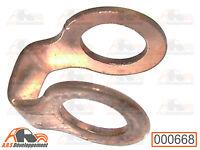 JOINT (SEAL) pour raccord d'huile sur culasse de Citroen 2CV DYANE MEHARI  -668-
