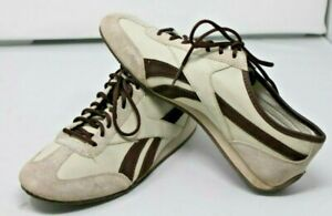 Mancha Popa extraer  Reebok Suede Beige Athletic Shoes for Women for sale | eBay