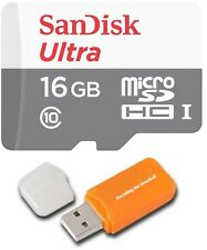 16GB Sandisk Micro SD HC SDXC Memory Card for Samsung Galaxy S3 S4 S5 Cell Phone