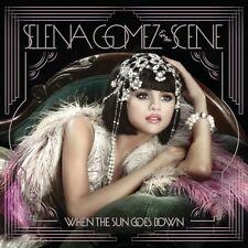 Selena Gomez & The Scene : When The Sun Goes Down CD