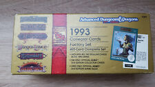 ++ Collector Cards Set 1993 ++ AD&D 2. Edition 2e, Advanced Dungeons & Dragons