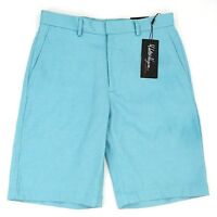 $60 WALTER HAGEN ESSENTIALS Men's Sizes - 30 36 38 40 42 Oxford Golf Shorts NWT